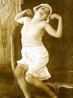 Старая ретро эротика в фотографиях